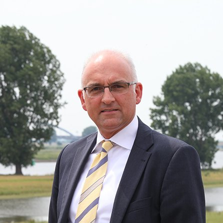 Gerard J Stroomberg RIWA Rijn