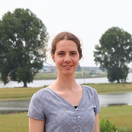 Joanne de Jonge RIWA Rijn