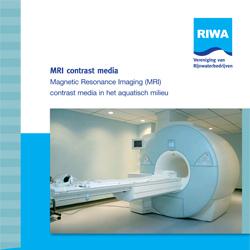 RIWA Rapport MRI contrast media
