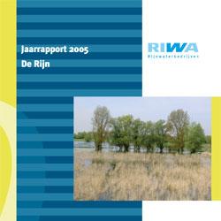 RIWA Jaarrapport De Rijn 2005
