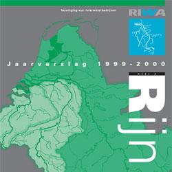 RIWA Jaarverslag 1999 2000 deel A de Rijn