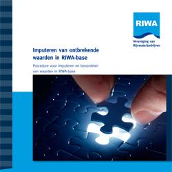 RIWA-Rijn   Imputeren RIWA Base