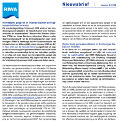 RIWA-Rijn | Nieuwsbrief_ 9