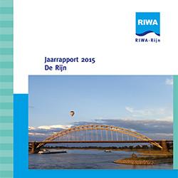 RIWA jaarrapport NL 2015