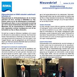 RIWA Nieuwsbrief 16