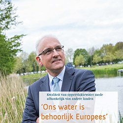 Interview Gerard Stroomberg | Waterspiegel juni 2017