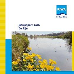 RIWA jaarrapport Nederlands 2016